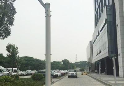 颖展公司大楼外环境