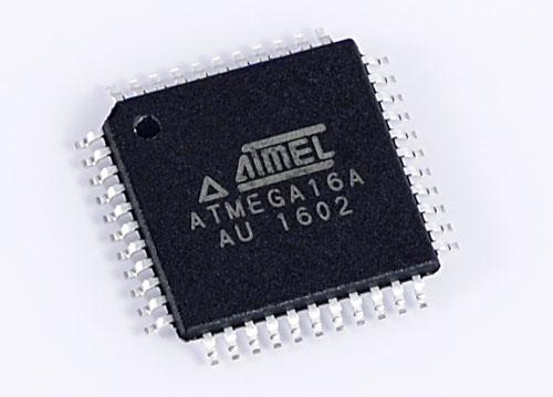 IC芯片-ATMEGA16A-AU