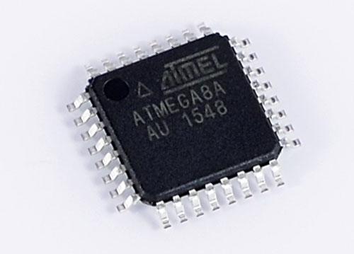 IC芯片-ATMEGA8A-AU